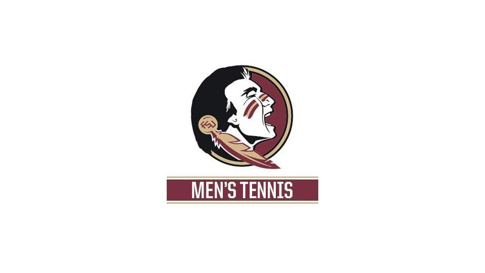 Florida State University Men's Tennis logo